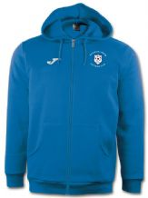 Ballybofey United FC COMBI HOODIE TRAVEL ROYAL 2018 - Adults